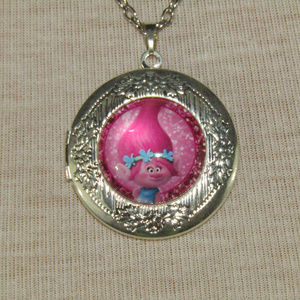 Jewelry - New Cabochon Locket Pendant Necklace